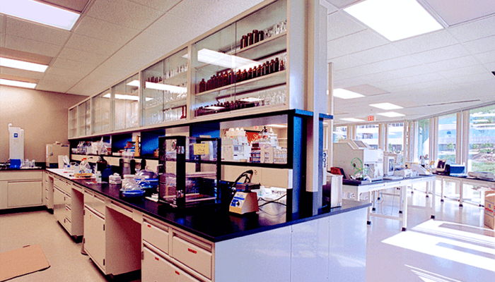Laboratory + Research + Development